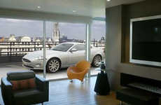 Luxury Car Elevators