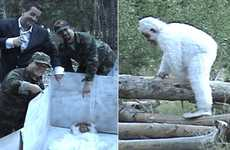 Bigfoot Parodies (Part 2) - Jeff Beacher's Abominable Snowman