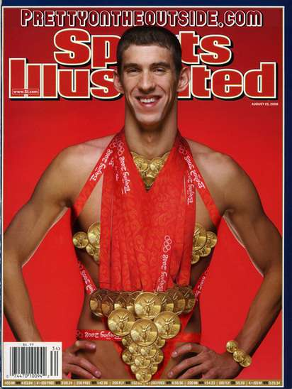 Olympic Cover Spoofs