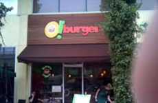 Organic Fast Food - OBurger in Los Angeles