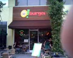 OBurger in Los Angeles