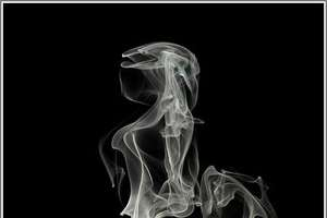 Smoke Photography by Irene Muller
