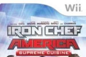 Iron Chef America for Nintendo Wii