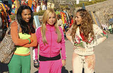 Disney Goes Bollywood - Cheetah Girls One World