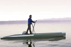 TU FiN Fitness Boat