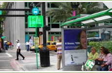 Solar Powered Bus Stop Ads - Fuel Miami LLC i-Shelters