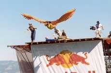 Redbull Flugtag: Does Redbull Really Give You Wings?