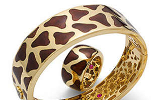'Animalier' Collection by Roberto Coin