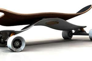 The SoulArc Skateboard