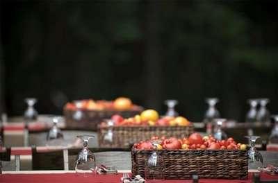 Edible Wedding Decor