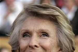 Cloris Leachman on Dancing with the Stars