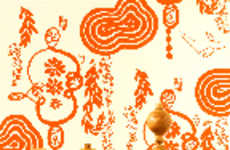 Couture Wallpaper - Nama Rococo Hand-Printed Wallpaper