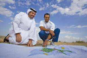 Tiger Woods Dubai Golf Course + $64 Billion Development