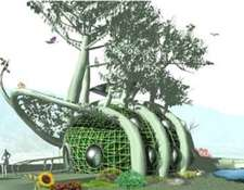 Growing Your Own Living Home - Aeroponic Architecture