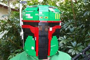 Homemade Boba Fett Suit