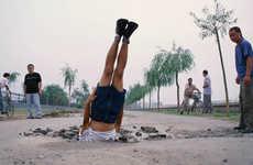 Extreme Photo Stunts