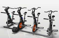Gyms Powered by Exercising Patrons
