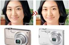 Automatic Make-Up Cameras - Casio Exilim Zoom Z300 & Z250