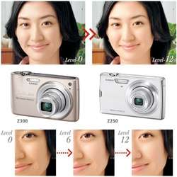 Automatic Make-Up Cameras