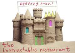 Crowdsourced Restaurants - The Instructables Restaurant