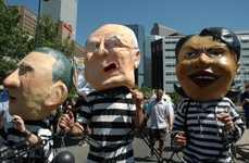 Democratic Convention Weirdness