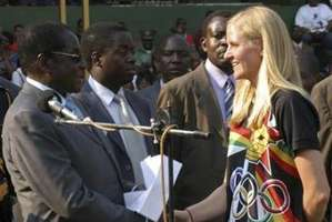 Why Did Kirsty Coventry Get a $100,000 Briefcase of Cash?