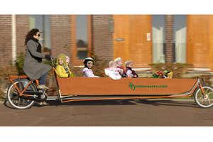 The Bakfiets Cargobike