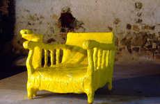 Gaffer Tape Upholstery