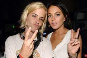 Lindsay Lohan Blogs About Michael Lohan