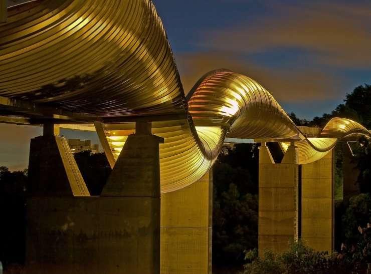 Bridges as Architectural Wonders
