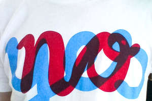 Blue/Red Anaglyph Style
