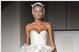 Spring 2009 Wedding Dresses