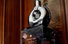 $2,500 Cognac Shots - Rose Club Serves Louis XIII Black Pearl