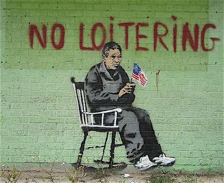 Hurricane Katrina Anniversary Street Art - Banksy Paints New Orleans