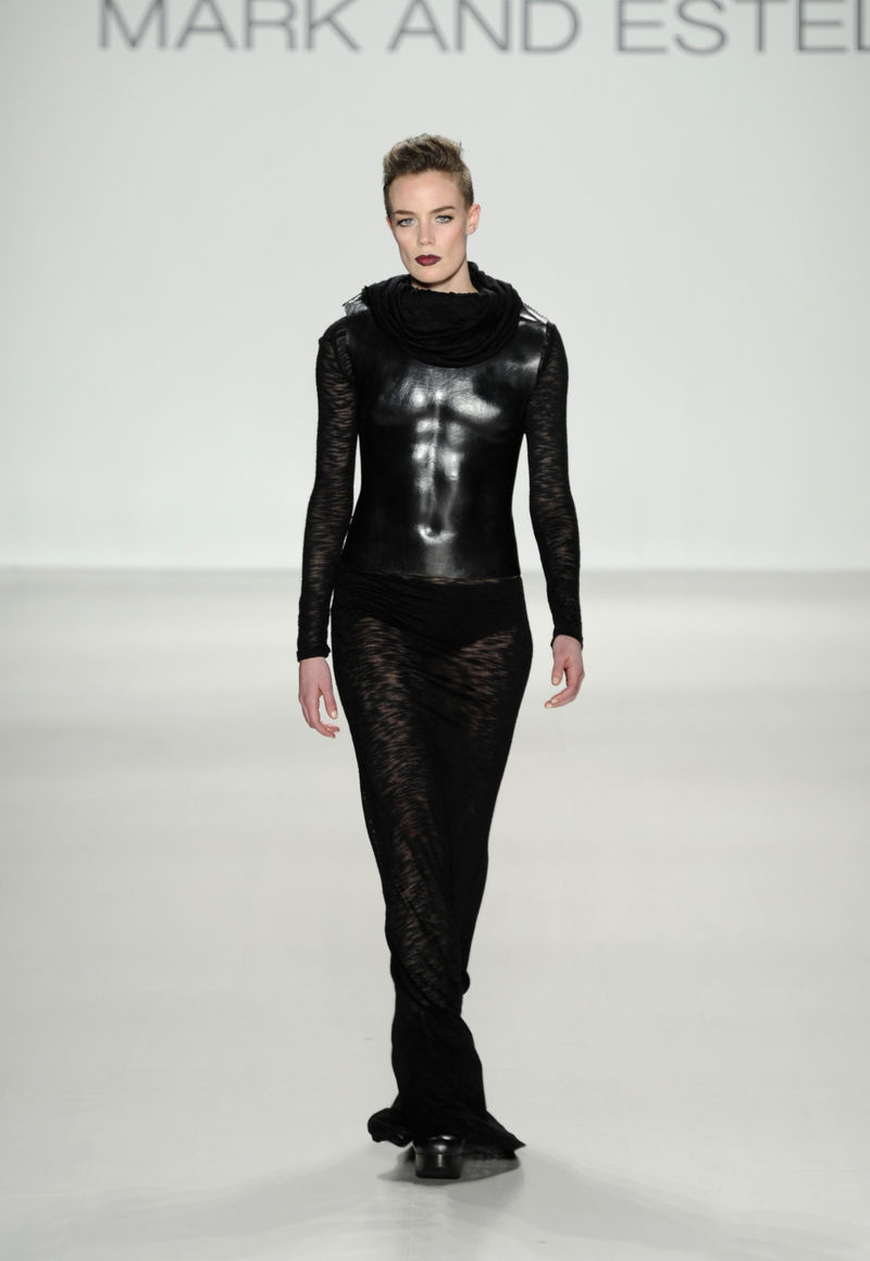 Body-Augmenting Womenswear