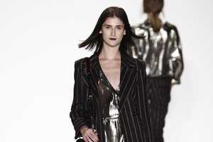 The Rebecca Minkoff Fall 2014 Collection Has Menswear Influences