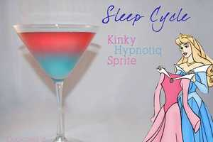 The Disney Themed Cocktails by Cody is Fit for Royalty