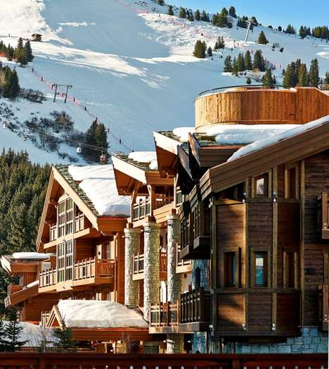 L'Apogée Courchevel Luxury Ski