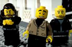 The LEGO Ad Break Parodies Traditional British TV Commercials