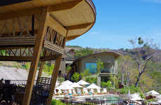Immersive Tropical Hotels - The Andaz Peninsula Papagayo is a Gorgeous Hotel For Taking In Nature