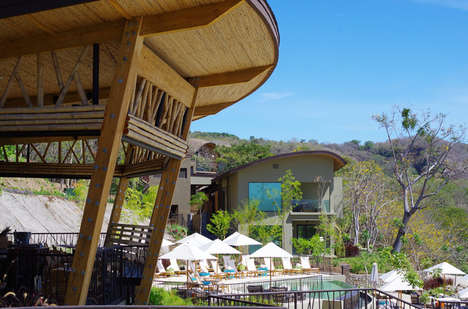 Monkey-Spotting Hotels - This Costa Rica Hotel Paints a Stunning Picture of the Country