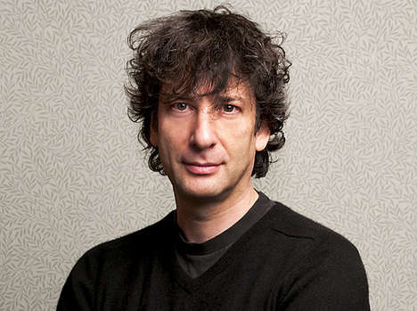 Word of Mouth as Marketing - Nail Gaiman Looks at How We Find Content in His Word of Mouth Speech