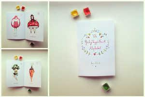 The Girlyveggiefruit Alphabet Booklet is Adorably Juicy