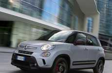 The Fiat 500L Beats Edition Features Dr. Dre's Signature Sound