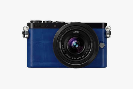 Fashionable French Retailer Cameras - The colette x Panasonic Lumix GM1 Marries Function and Form