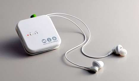 Crowd Noise Cancelling Headphones - These Digital Earplugs Eliminate Noise Without Music
