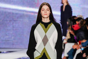The Lacoste Fall 2014 Fashions Take Inspiration from the Golf Green