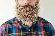 These Beard Pictures Have Fun with Facial Follicles