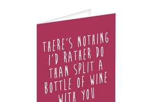 These Humorous Valentine's Cards Comfort Singles