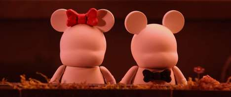 Amorous Toy Animations - Disney